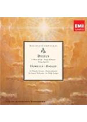 Delius; Hadley; Howells: Orchestral and Choral Works (Music CD)