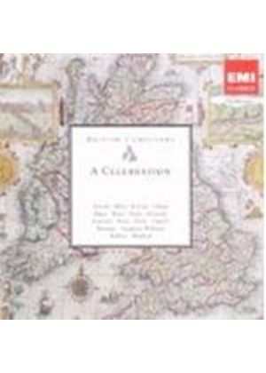 British Composers - A Celebration (Music CD)
