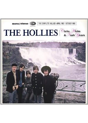 Hollies (The) - Clarke Hicks And Nash Years, The (The Complete Hollies April 1963 - October 1968) (Music CD)