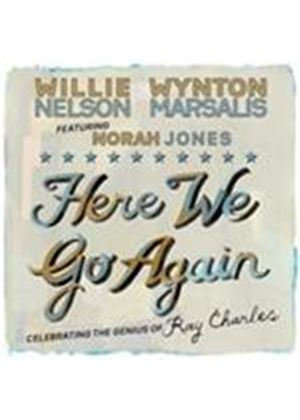 Willie Nelson - Here We Go Again (Celebrating the Genius of Ray Charles/Live Recording) (Music CD)