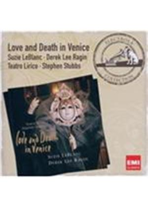 Love and Death in Venice (Music CD)