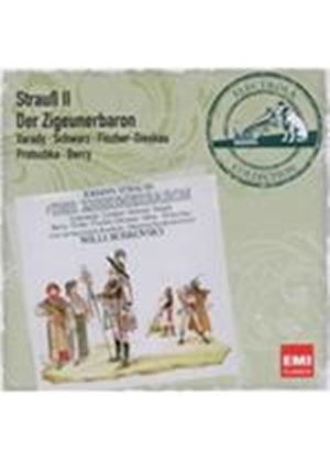 Strauss: Der Zigeunerbaron (Music CD)
