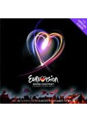 Various Artists - Eurovision Song Contest 2011 (Music CD)