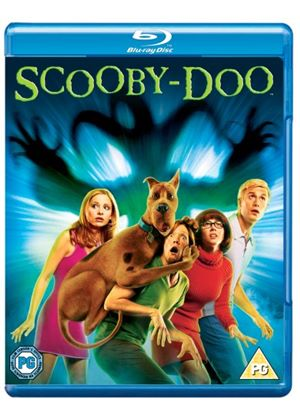 Scooby Doo (Live Action) (Blu-Ray)