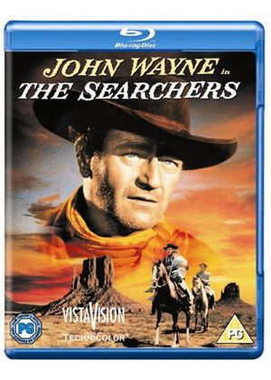 The Searchers (Special Edition) (Blu-Ray)