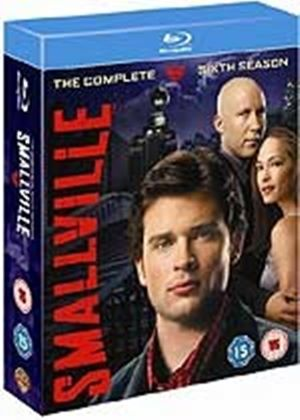 Smallville - Season 6 (Blu-Ray)