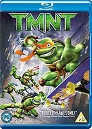TMNT: Teenage Mutant Ninja Turtles (2007) (Blu-Ray)