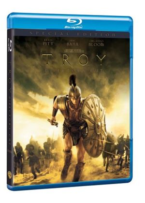 Troy: Directors Cut (Blu-Ray)
