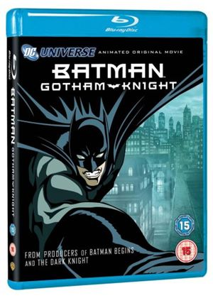 Batman - Gotham Knight (Blu-Ray)