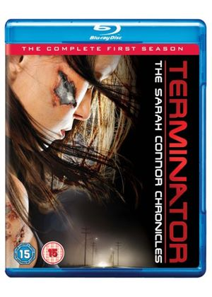 Terminator: The Sarah Connor Chronicles - Season 1 (Blu-Ray)