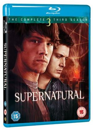 Supernatural - Complete Third Season (Blu-Ray)