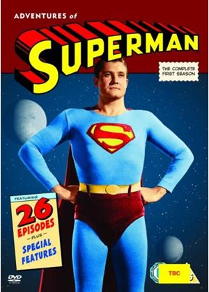 Adventures Of Superman, The - The Complete Season 1