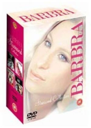 The Barbra Streisand Collection - What's Up Doc / Up The Sandbox / Nuts / The Main Event