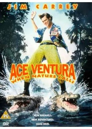 Ace Ventura 2-When Nature Calls