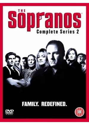 The Sopranos : Complete HBO Season 2