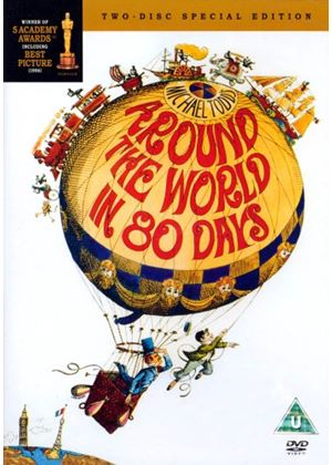 Around The World In Eighty Days (Special Edition) (Two Discs) (David Niven)