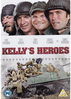 Kellys Heroes (The Essential War Collection)