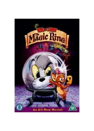 Tom And Jerry And The Magic Ring (Animated)