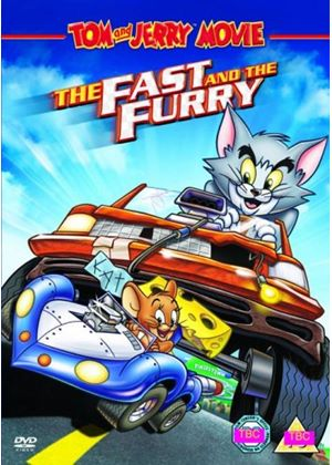 Tom And Jerry - Fast And Furry (Animated)