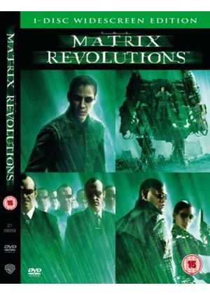 The Matrix Revolutions (1 Disc)