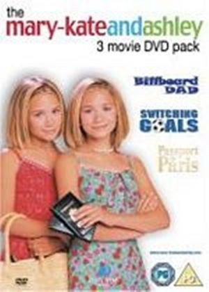 Mary-Kate And Ashley Collection - Vol. 1 - Billboard Dad / Switching Goals / Passport To Paris