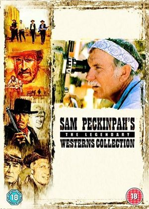 Sam Peckinpah - The Legendary Westerns Collection : Ride The High Country / The Wild Bunch Special Edition / The Ballad Of Cable Hogue / Pat Garrett And Billy The Kid