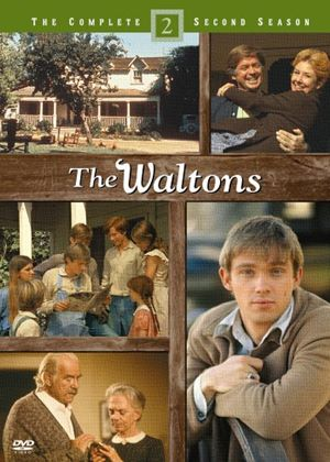 Waltons, The - Season 2 (Box Set)