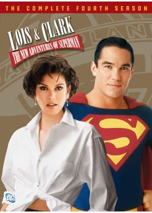 Lois And Clark - The New Adventures Of Superman - Series 4 (Six Discs) (Box Set)