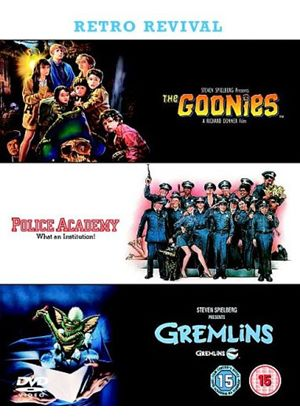 80s Classic Box Set (Three Discs) (Includes The Goonies, Gremlins, and Police Academy)