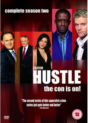 Hustle - Season 2 (Box Set)