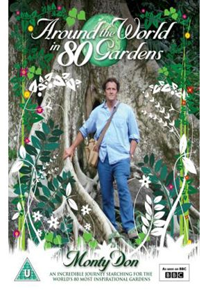 Around The World In 80 Gardens Vol.1-4 - Complete