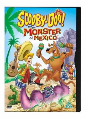 Scooby Doo And The Monster Of Mexico (Animated)
