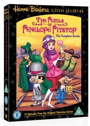 Perils Of Penelope Pitstop - The Complete Series, The