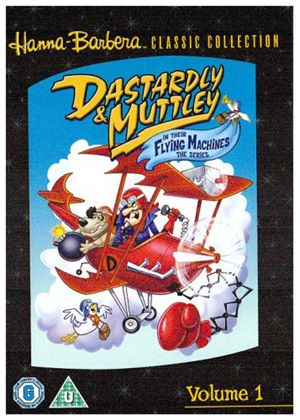 Dastardly And Muttley Vol 1