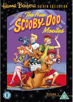 Best Of New Scooby-doo Movies - Vol.1