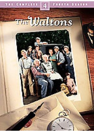 Waltons, The - Season 4 (Box Set)