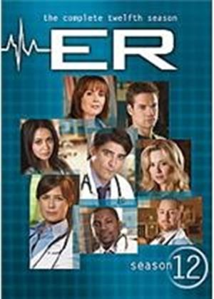 ER - The Complete Twelfth Season