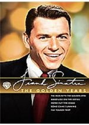 Frank Sinatra Collection - The Golden Years MARRIAGE ON THE ROCKS/NONE BUT THE BRAVE/SOME CAME RUNNING/THE TENDER TRAP
