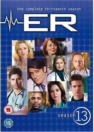 ER - The Complete Thirteenth Season