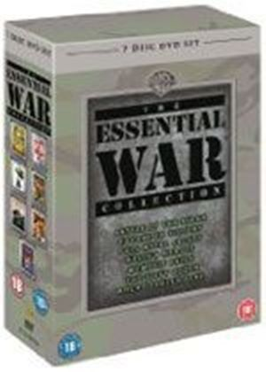Essential War Collection - Battle of the Bulge / Full Metal Jacket / Memphis Belle / Where Eagles Dare / Escape to Victory / Kelly's Heroes The Dirty Dozen