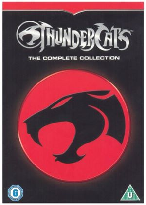 Thundercats - Series 1-2 The Complete Collection