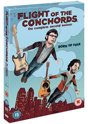 Flight Of The Conchords - Complete HBO Second Season