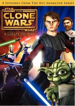 Star Wars: The Clone Wars Vol.1 - A Galaxy Divided