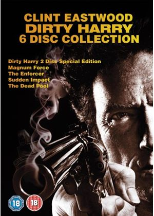 Dirty Harry Collection (6 Disc Collection)