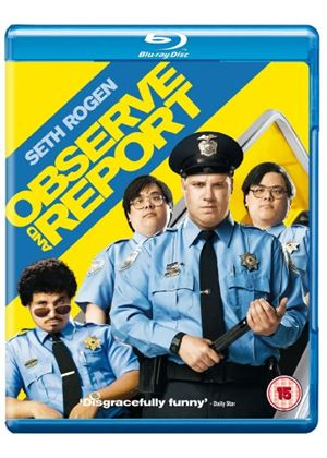 Observe And Report (Blu-Ray)