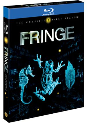 Fringe - Season 1 (Blu-Ray)