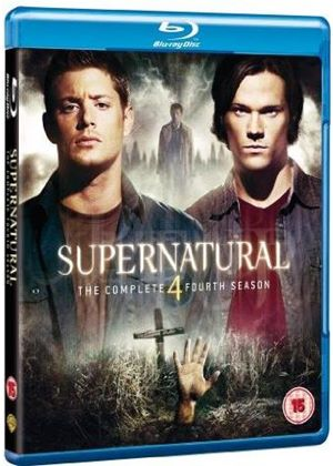 Supernatural - Complete Fourth Season (Blu-Ray)
