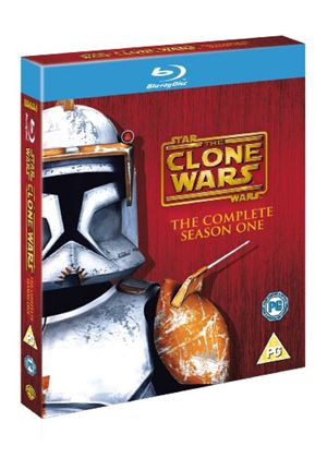 Star Wars: The Clone Wars - The Complete Season One (Blu-ray)