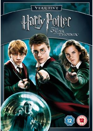 Harry Potter And The Order Of The Phoenix (Year Five)