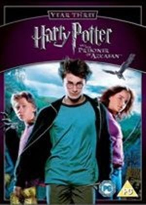 Harry Potter And The Prisoner Of Azkaban (Year Three)